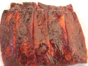Ribs turn-in, Bartow