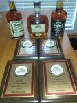 Hardware Unknown BBQ earned this weekend, the whiskey is a sponsor.